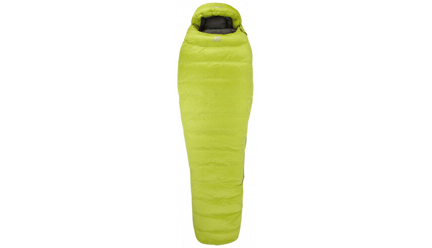 Mountain Equipment Helium 800 Slepping Bag Regular Green Shoots